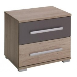 Bedroom Furniture Dione Bedside Cabinet