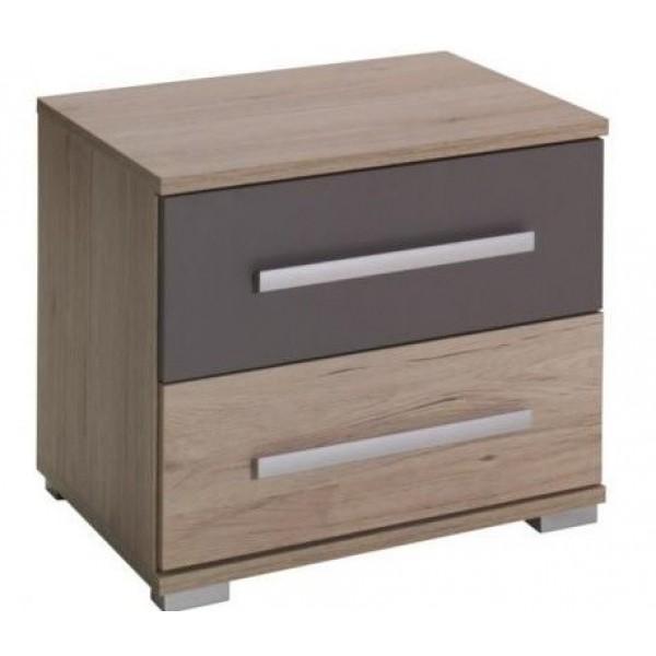 Bedroom Furniture Dione Bedside Cabinet
