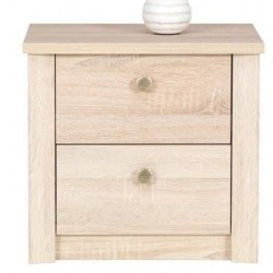 Bedroom Furniture Finesse F12 Bedside Cabinet