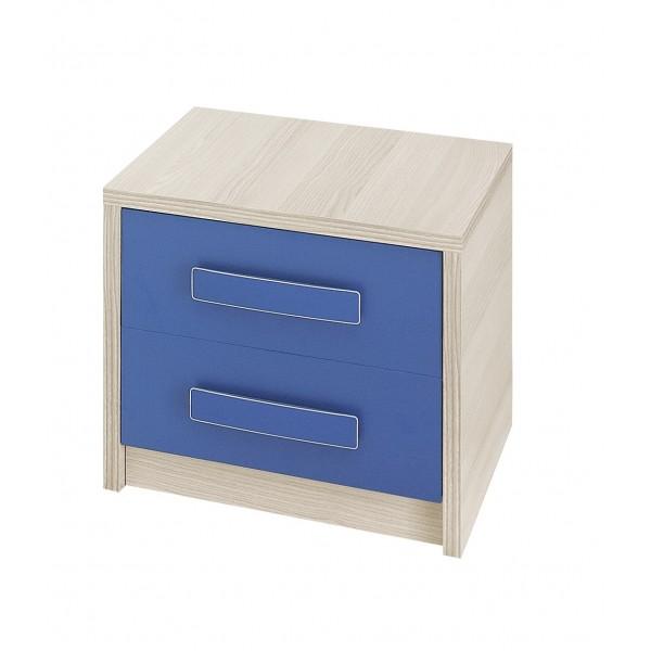 Bedroom Furniture Bregi Bedside Cabinet