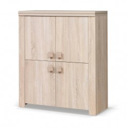 Bedroom Furniture Euphoria 4D Sideboard