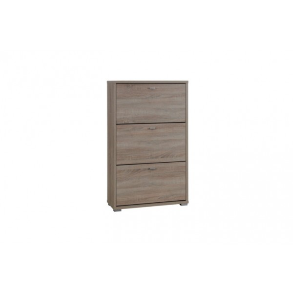 Hallway Furniture  Shoe  Cabinet With Hanging Space F1