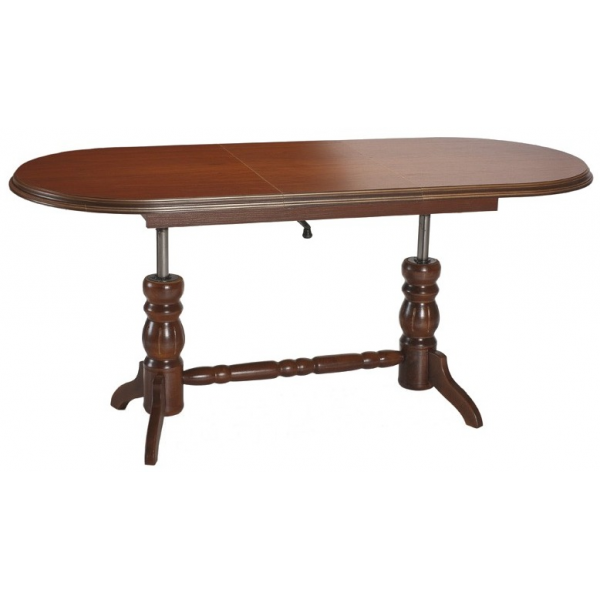 Extending Dining Table Daniel Chestnut