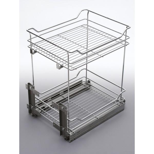 Kitchen Furniture Base Cargo Larder System Storage 600mm