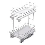 Kitchen Furniture Base Cargo Larder System Storage 400mm