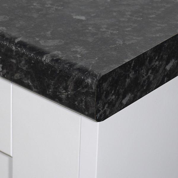 Kitchen Furniture Laminate Worktop Black Granite