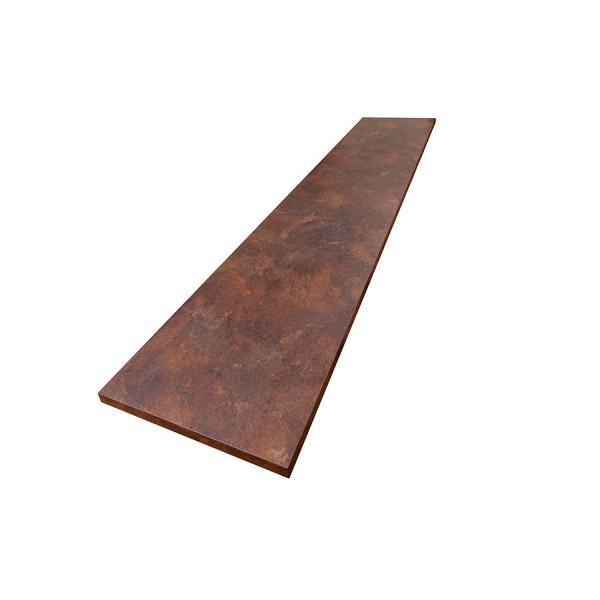 Kitchen Furniture 2 x Laminate Worktop Copper Effect  3000x900