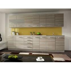 Kitchen Furniture F8 Kitchen Set Oak