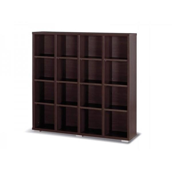 Living Room Furniture Maximus M21 Bookcase Chestnut