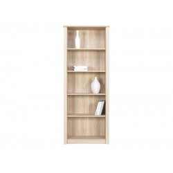 Living Room Furniture Verto F1 Bookcase Light Oak