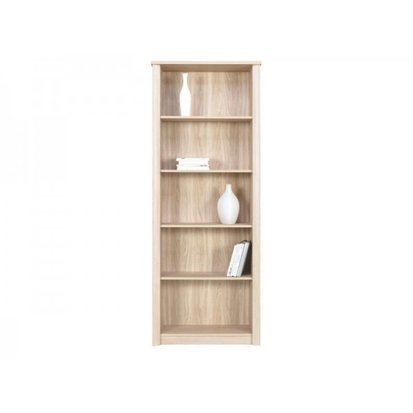 Living Room Furniture Verto F1 Bookcase Light Oak