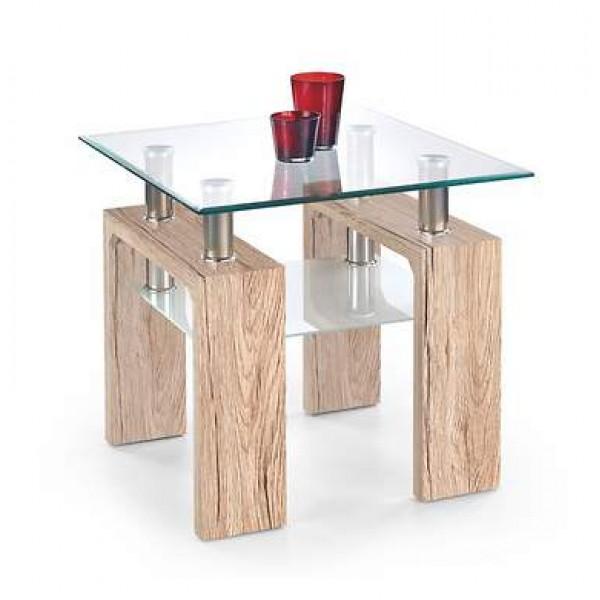 Living Room Furniture Coffee Table Diana San Remo Oak