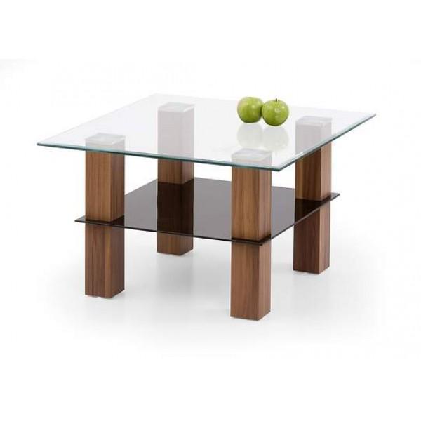 Living Room Furniture Coffee Table Amelia Wholenut