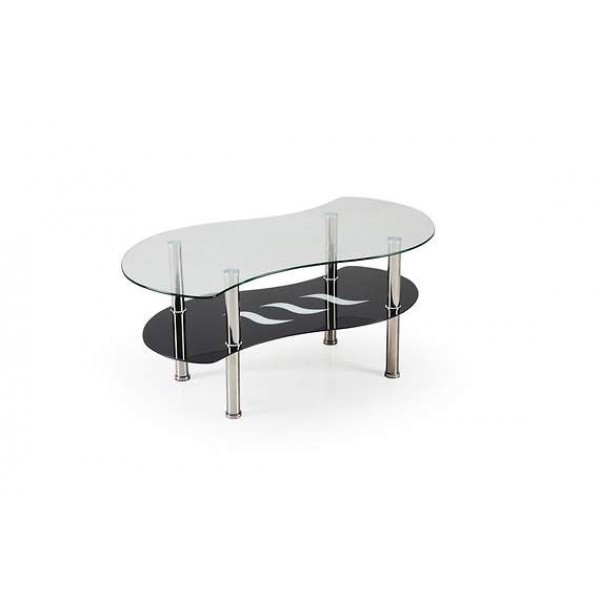 Living Room Furniture Coffee Table CATANIA Glass
